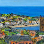 Art Weekly 175 – A Rooftop Glimpse of St Ives