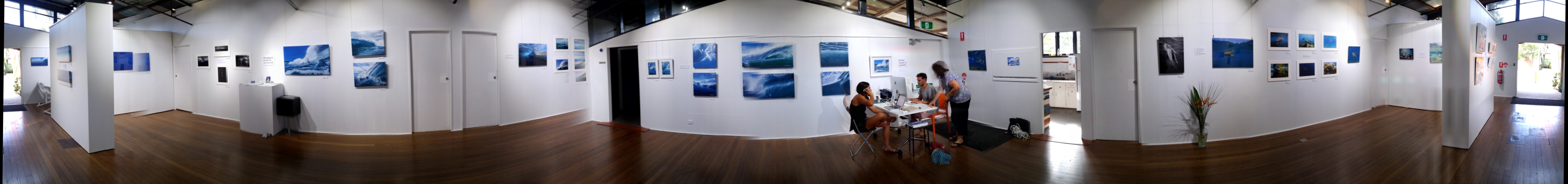 Mother Ocean – Warringah Creative Space, Sydney