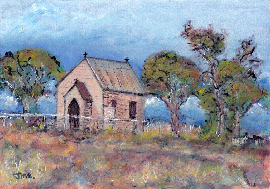 The Pioner Church, NZ
