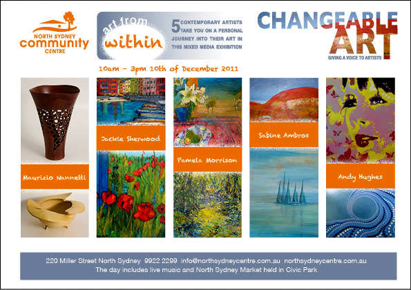 Changeable Art 2011