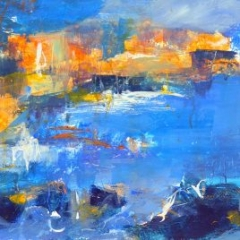 Abstracts Gallery - The View Over Breakfast