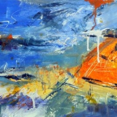 Abstracts Gallery - Towards the Pier